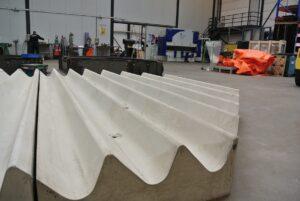 Gietmal beton